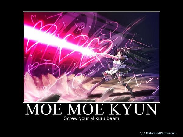 Moe Moe Kyun - Heart Gesture