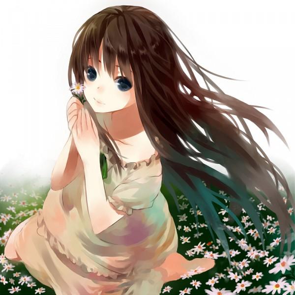 Tags: Anime, Moekon, Kami-sama no Memo-chou, Shionji Yuuko, Pixiv