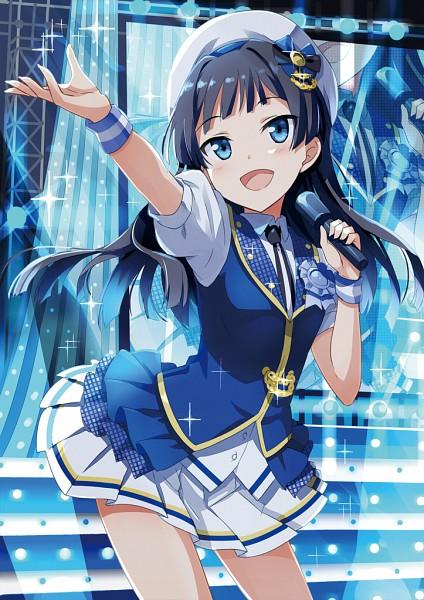 Mogami Shizuka - THE iDOLM@STER: Million Live!