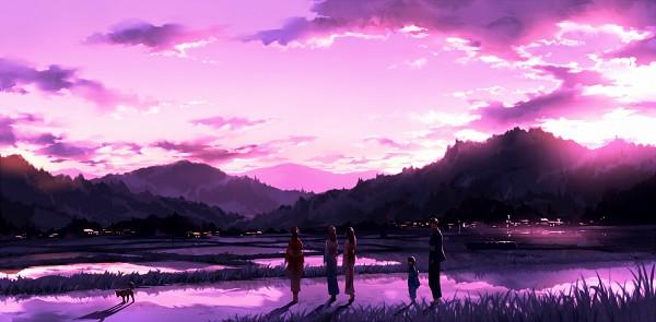 Tags: Anime, Mogumo, Pixiv, Original, Facebook Cover