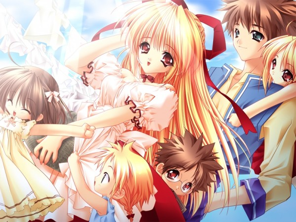 Tags: Anime, CARNELIAN, Moldavite, Stella Arista, Vine Trident, CG Art