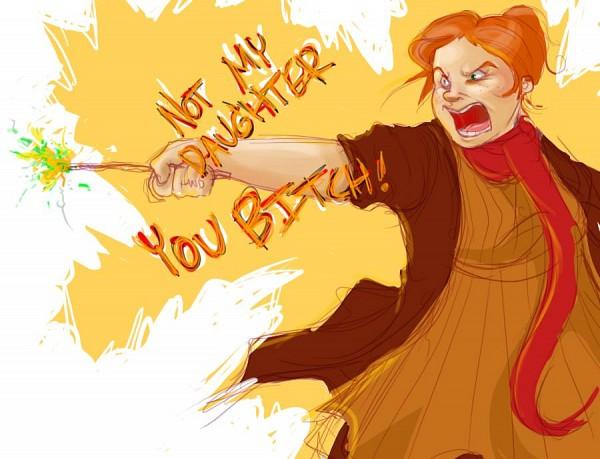 Molly Weasley - Harry Potter