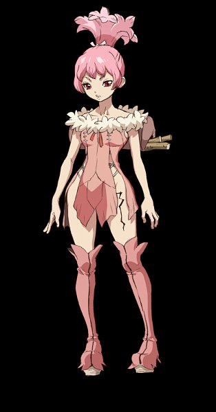 Momiji Homura - Dr. STONE