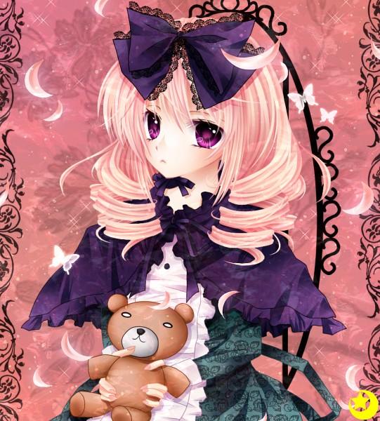 Tags: Anime, Mizuki ★, MOMO - Shuumatsu Teien e Youkoso, Momo (MOMO - Shuumatsu Teien), Pixiv, Fanart