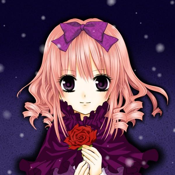 Tags: Anime, MOMO - Shuumatsu Teien e Youkoso, Momo (MOMO - Shuumatsu Teien), Vector, Fanart