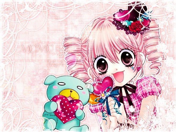 Tags: Anime, Sakai Mayu, MOMO - Shuumatsu Teien e Youkoso, Momo (MOMO - Shuumatsu Teien), Sweet Lolita, Wallpaper