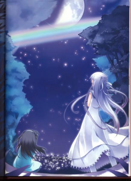 Tags: Anime, Yamamoto Keiji, Shinigami no Ballad, Yamamoto Keiji - Shingetsu, Momo (Shinigami no Ballad), Character Request, Scan