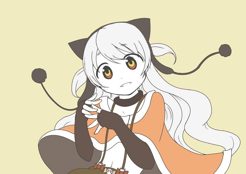 Tags: Anime, Pixiv Id 9418855, Mahou Shoujo Madoka☆Magica, Momoe Nagisa, Charlotte (Madoka Magica), Fanart, Fanart From Pixiv, Pixiv