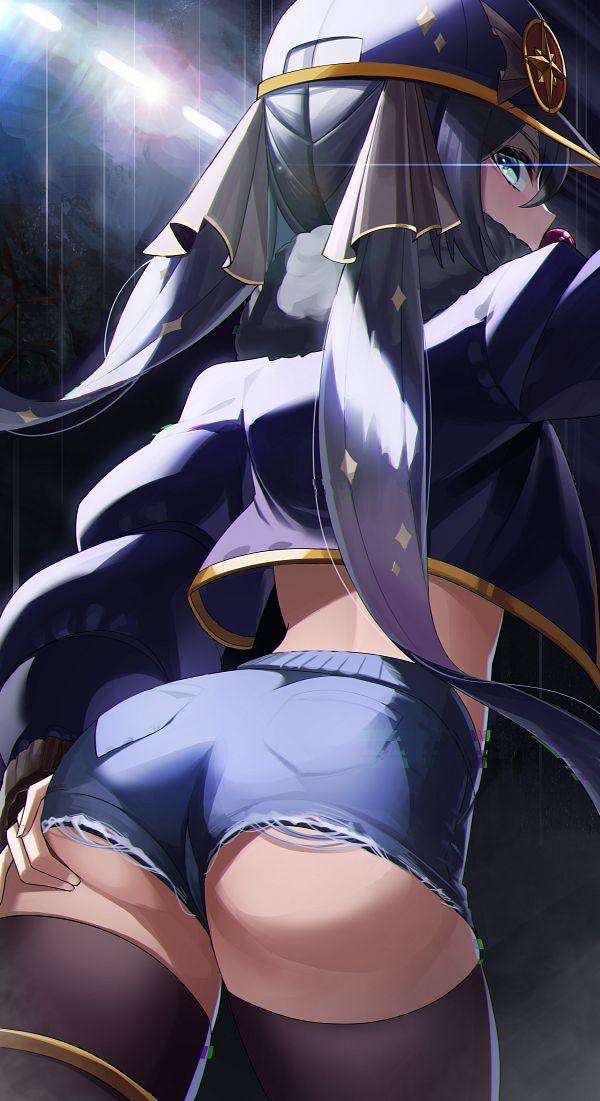 Tags: Anime, JSIH, Genshin Impact, Mona (Genshin Impact), Fanart, Fanart From Pixiv, Pixiv
