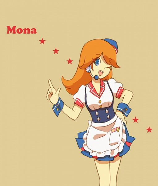 Mona (Warioware) - Warioware