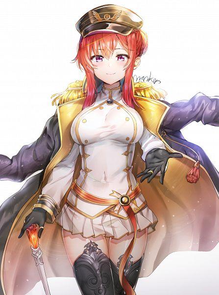 Tags: Anime, Sunhyun, Azur Lane, Monarch (Azur Lane), Pixiv, Fanart, Fanart From Pixiv