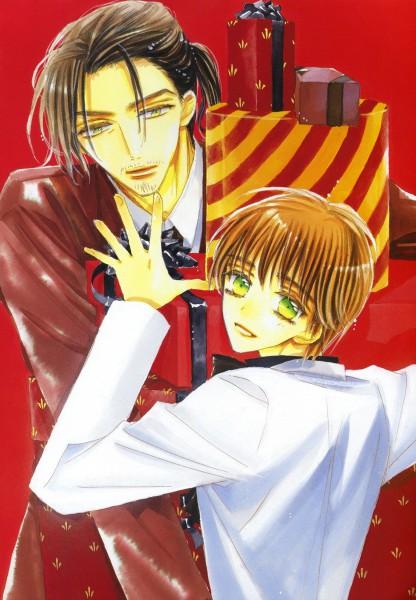 Tags: Anime, Monchi Kaori, Official Art, Scan