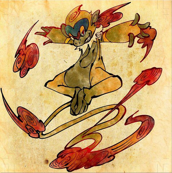 Monferno - Pokémon