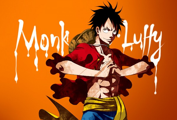 Tags: Anime, Pixiv Id 2830352, ONE PIECE, Monkey D. Luffy, Fanart From Pixiv, Fanart, One Piece: Two Years Later, Pixiv