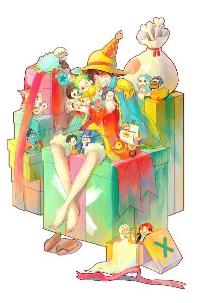 Tags: Anime, Pixiv Id 6770291, ONE PIECE, Brook, Sabo, Usopp, Nami (ONE PIECE), Jinbei, Roronoa Zoro, Shanks, Nico Robin, Portgas D. Ace, Karuh