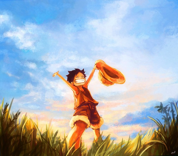 Tags: Anime, Tsuyomaru, ONE PIECE, Monkey D. Luffy, Fanart From Pixiv, Fanart, Pixiv