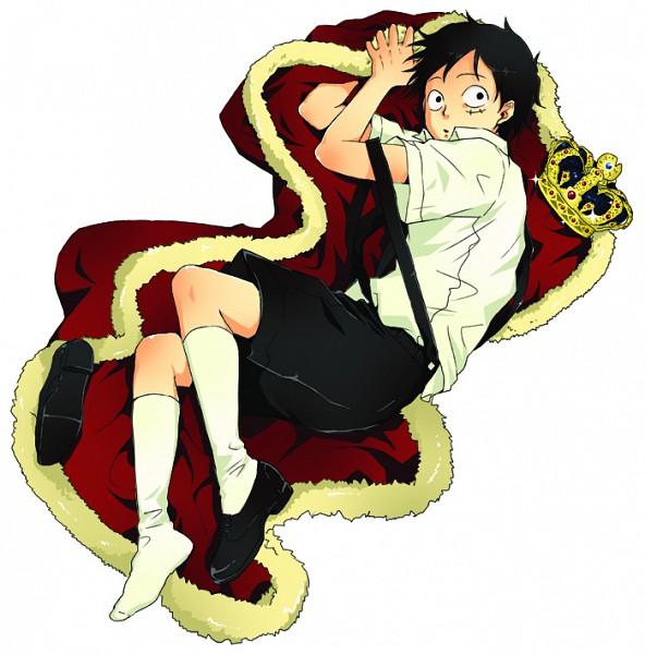 Tags: Anime, Pixiv Id 2315759, ONE PIECE, Monkey D. Luffy, Treasure