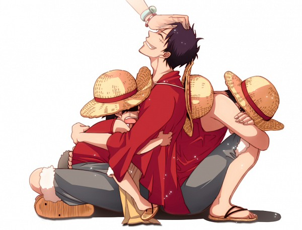 Tags: Anime, Pixiv Id 2959695, ONE PIECE, Monkey D. Luffy, Portgas D. Ace, Log Pose, One Piece: Two Years Later, Pixiv, D. Brothers