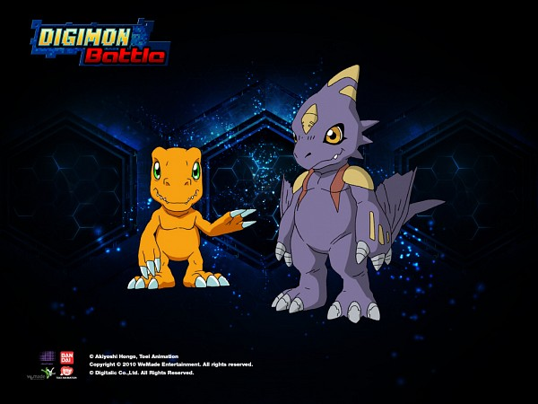 Monodramon - Digimon Tamers
