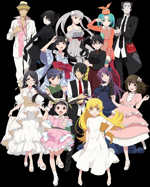 Monogatari Image 2760029 Zerochan Anime Image Board