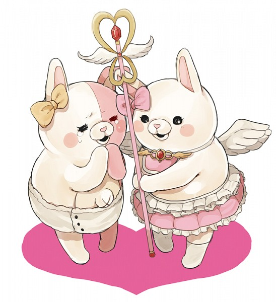 Tags: Anime, Pixiv Id 341507, Super Danganronpa 2, Monomi (Super Danganronpa 2), Pixiv, Fanart, Fanart From Pixiv