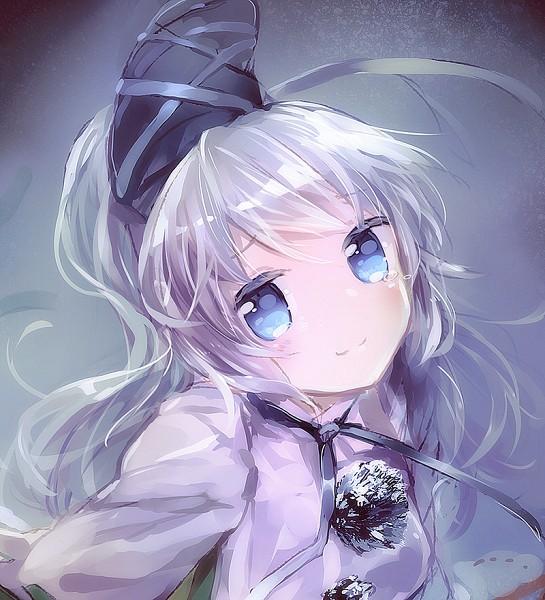 Tags: Anime, Namie-kun, Touhou, Mononobe no Futo, Gray, Fanart From Pixiv, Fanart, Pixiv