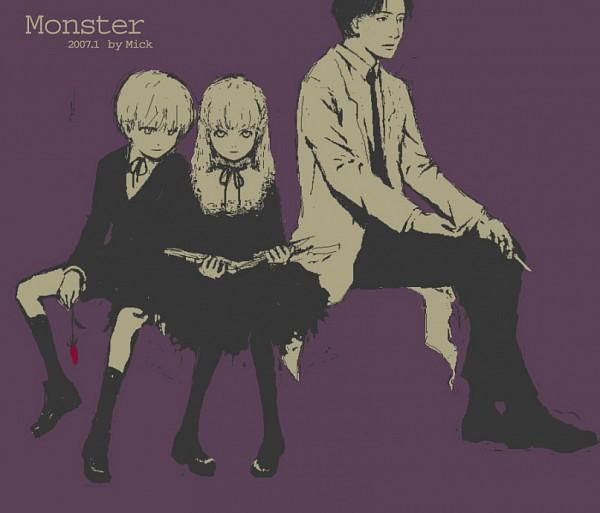 Monster (Series) (Naoki Urasawa's Monster) - MADHOUSE