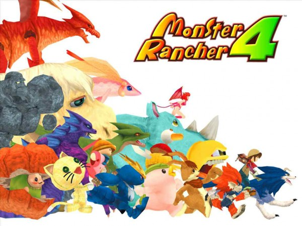 Tags: Anime, Monster Rancher, Suezo, Hare, Tiger Of The Wind