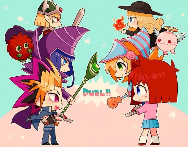 Monsters (Yu-Gi-Oh!) - Yu-Gi-Oh!