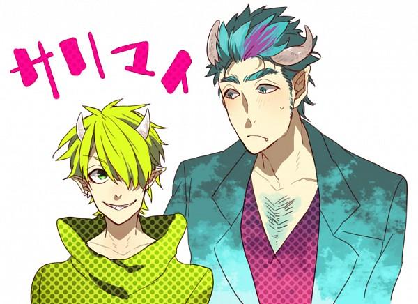 Tags: Anime, Pixiv Id 689966, Monsters Inc., Michael
