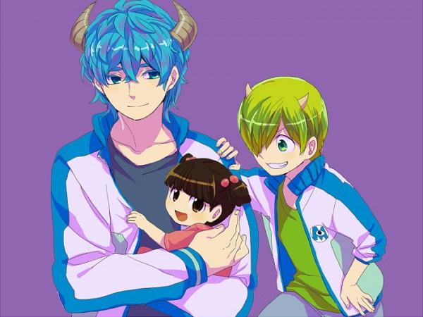 Tags: Anime, Pixiv Id 211842, Monsters Inc., Mary Gibbs, Michael