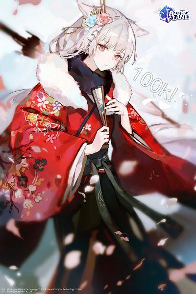 Tags: Anime, Jiayue Wu, Azur Lane, Montpelier (Azur Lane), Flower of the Snowy Night, Official Art