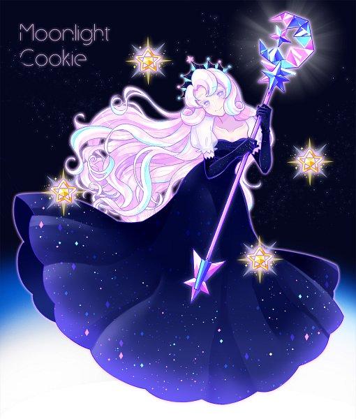 Tags: Anime, Pixiv Id 2989460, Cookie Run: OvenBreak, Cookie Run, Moonlight Cookie (Milky Way), Moonlight Cookie, Fanart From Pixiv, Pixiv, Fanart