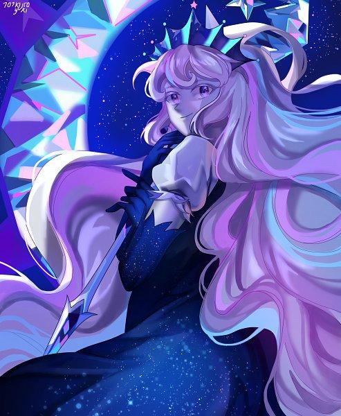 Tags: Anime, Pixiv Id 27541175, Cookie Run: OvenBreak, Cookie Run, Moonlight Cookie, Moonlight Cookie (Milky Way), Pixiv, Fanart, Fanart From Pixiv