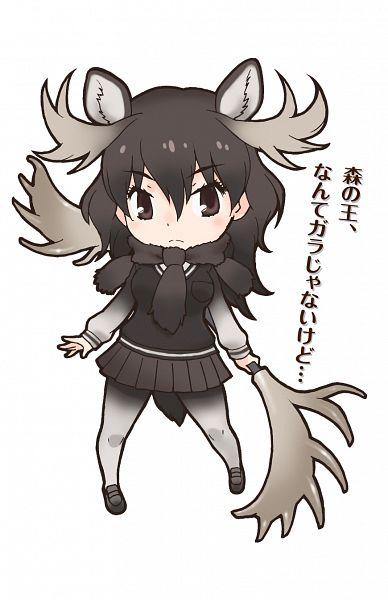 Moose (Kemono Friends) - Kemono Friends