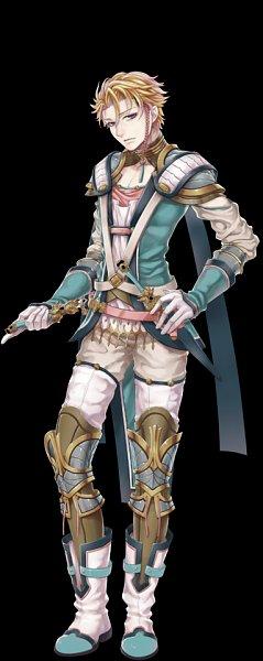 Mordred (Princess Arthur) - Princess Arthur