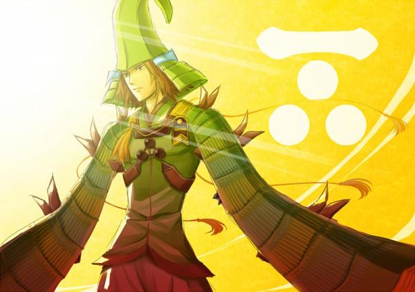 Tags: Anime, Sengoku Basara, Mori Motonari (Sengoku Basara)