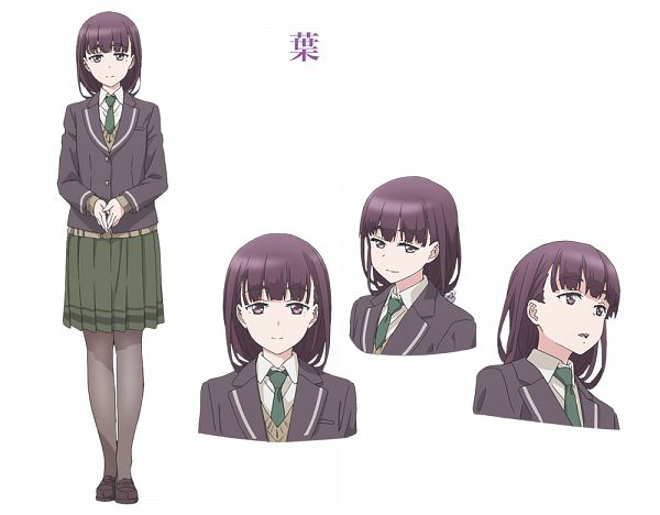 Morikawa Hatsuki - Just Because!