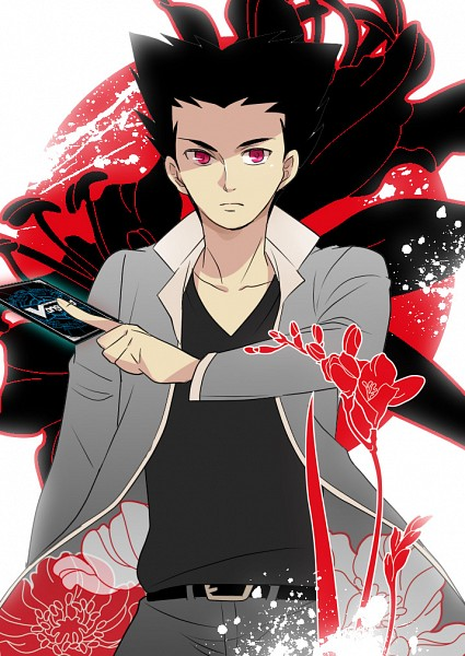 Morikawa Katsumi - Cardfight!! Vanguard