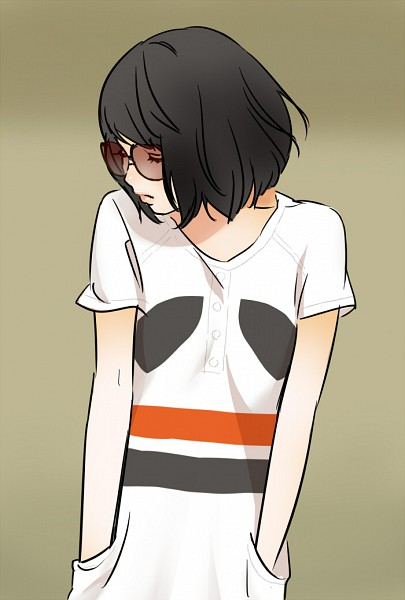 Tags: Anime, Morikura En, Slender, Pixiv, Original, Mobile Wallpaper