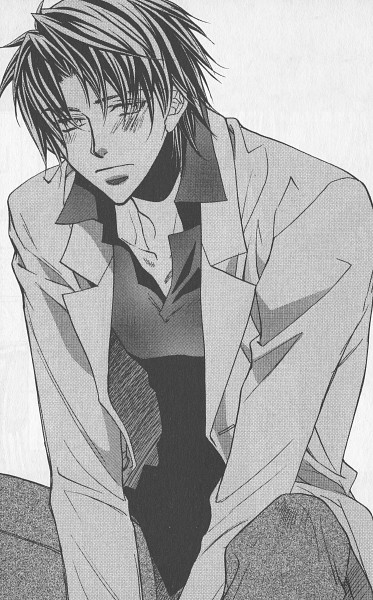 Tags: Anime, The Tyrant Who Fell in Love, Morinaga Tetsuhiro, Manga Page, Mobile Wallpaper, Scan, Official Art