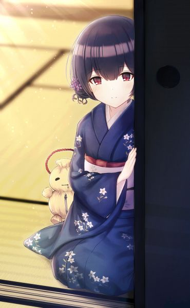 Tags: Anime, Pixiv Id 26565783, The iDOLM@STER: Shiny Colors, Morino Rinze, Fanart From Pixiv, Pixiv, Fanart