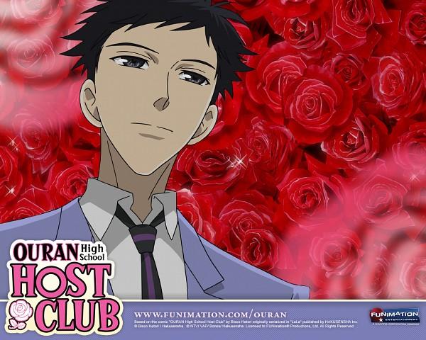 Tags: Anime, Ouran High School Host Club, Morinozuka Takashi, Wallpaper