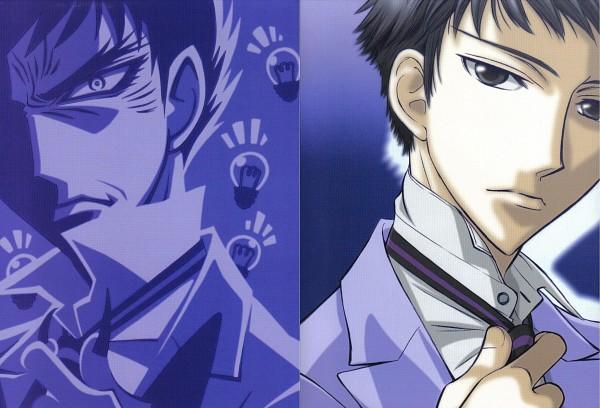 Tags: Anime, Ouran High School Host Club, Morinozuka Takashi