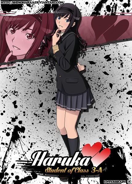 Tags: Anime, Shinoharaa, Amagami, Morishima Haruka, deviantART, Fanart, Fanart From DeviantART