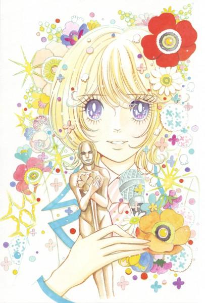 Tags: Anime, Umino Chika, Hachimitsu to Clover, Morita Shinobu, Official Art