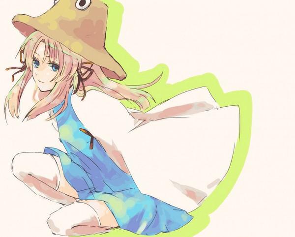 Tags: Anime, 910 (Artist), Touhou, Moriya Suwako, Pixiv, Fanart, Suwako Moriya