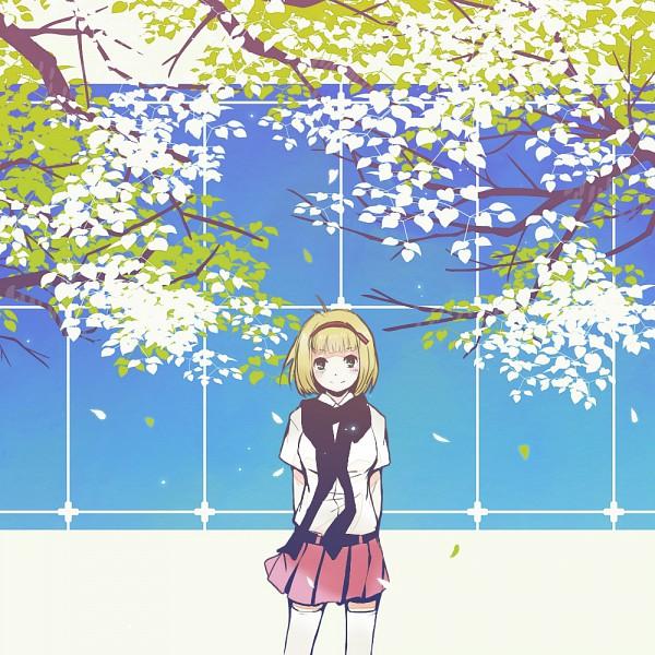 Tags: Anime, Pixiv Id 260041, Ao no Exorcist, Moriyama Shiemi, Pixiv, Fanart