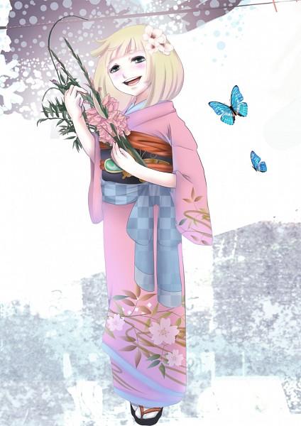 Tags: Anime, Ao no Exorcist, Moriyama Shiemi, Pixiv, Fanart