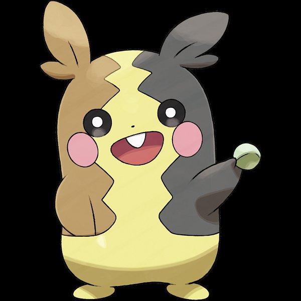 Morpeko - Pokémon